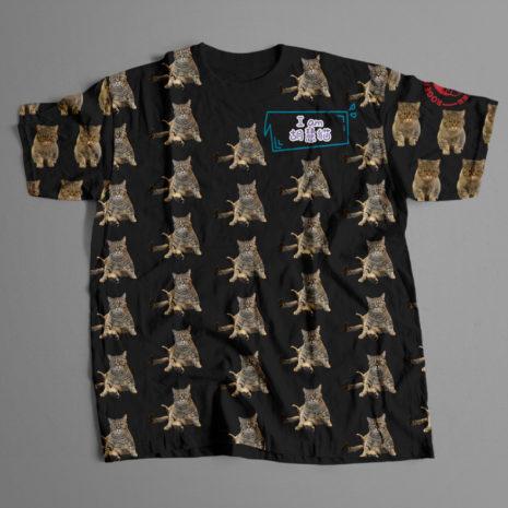 Wu Wai Cat shirt